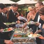 Como Organizar a Fila na Hora de Servir o Buffet