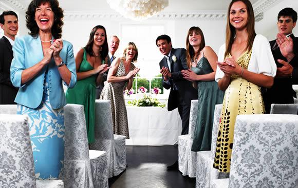 Como Se Comportar Bem Em Casamentos
