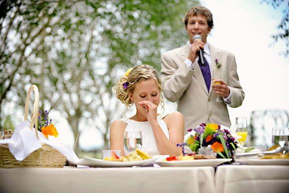 Festa Mais Apropriada ao Horário do seu Casamento