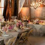 Como Decorar Sua Mesa de Casamento e Fazer Bonito