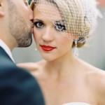 Maquiagem Para Noivas Utilizando Batom Vermelho