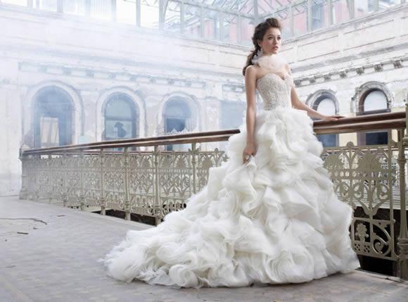 Como Escolher o Vestido de Noiva ideal para seu Corpo