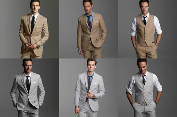 Como os Noivos Devem se Vestir em Casamento Diurno e Informal