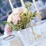 Faça Uma Decoração Criativa para Mesa de Casamento