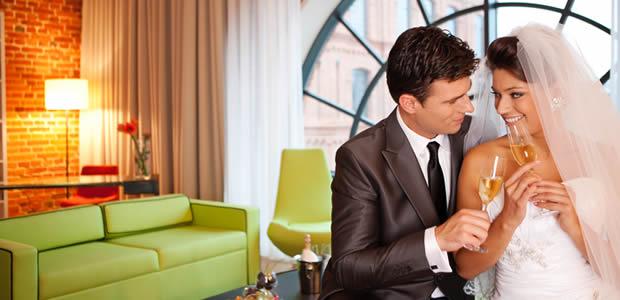 A Nova Mania é Fazer seu Casamento em um Hotel