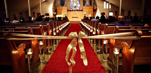 Acerte na Escolha da Igreja para seu Casamento