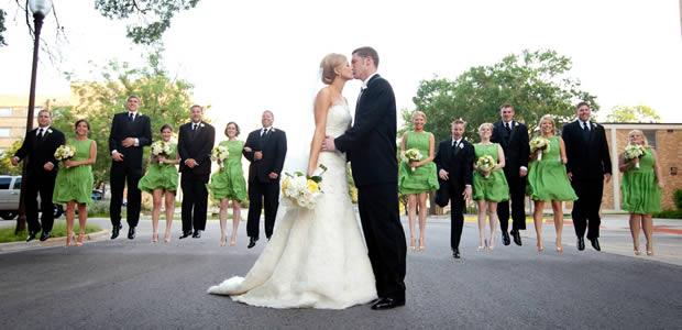 Como Fazer Uma Big Festa de Casamento