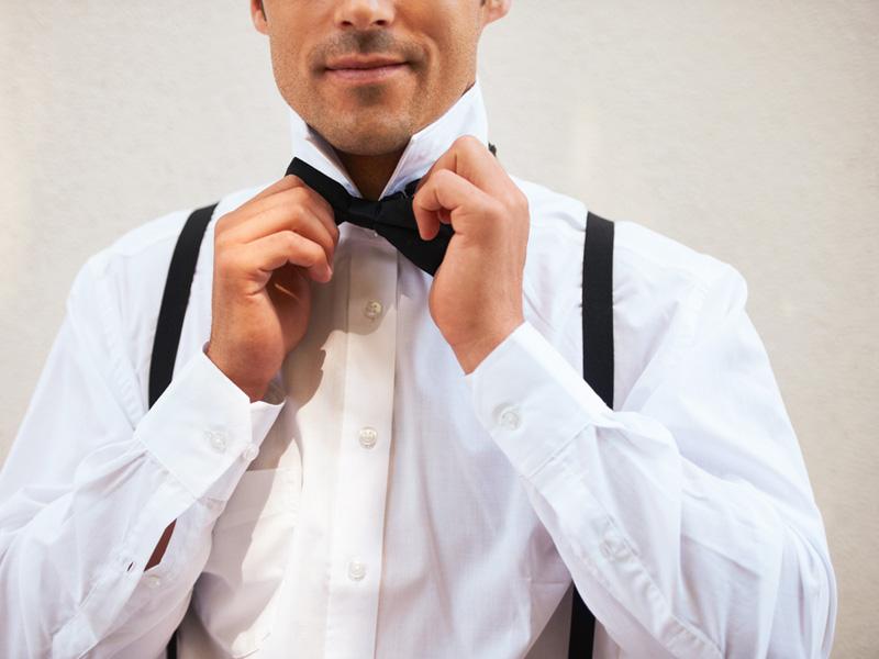 Como o Noivo Deve Se Vestir de Acordo com o Horário