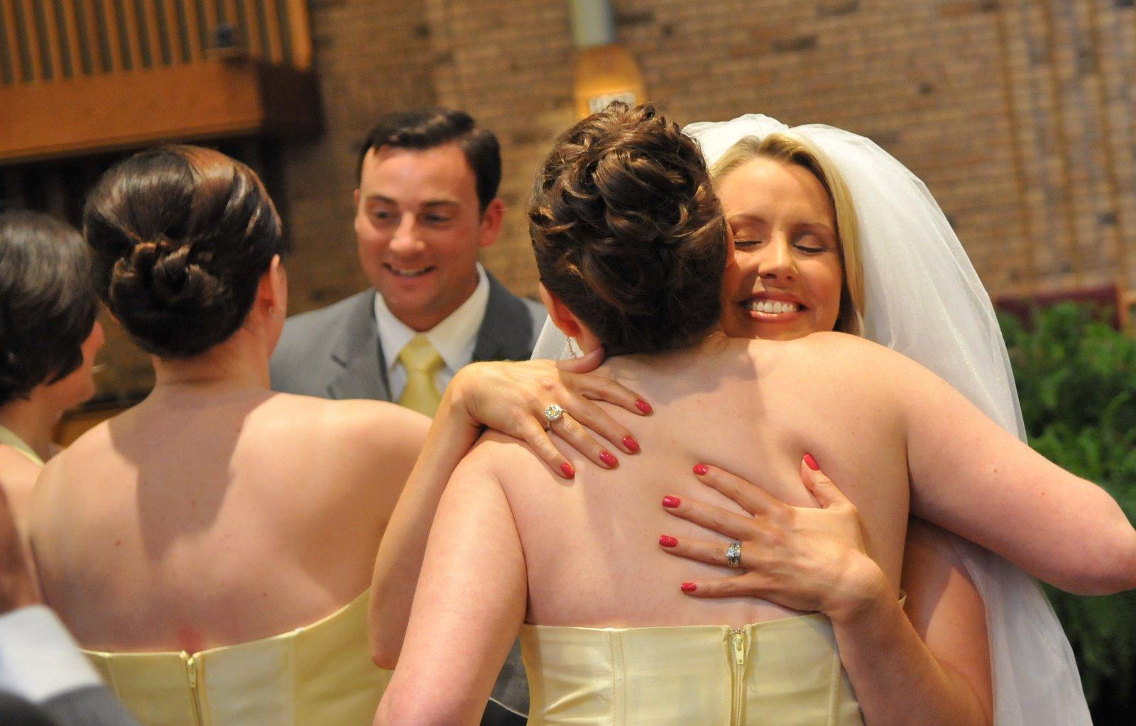 Como os Noivos Devem Receber os Cumprimentos