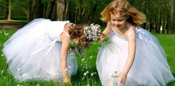 Como Vestir Crianças e Adolescentes para um Casamento?