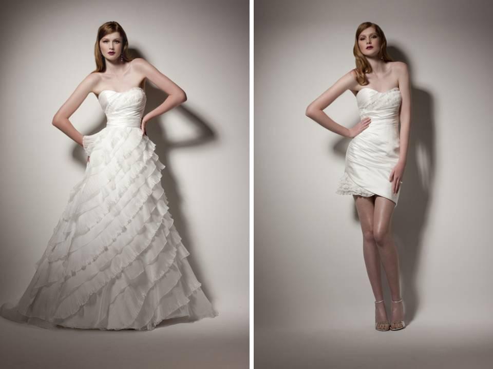 Nova Moda - Vestidos de Noiva 2 em 1