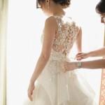 Qual o Vestido Ideal para Noivas Baixinhas?