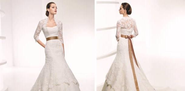 Idéias de Vestido de Noiva de Inverno
