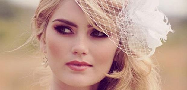 Maquiagem para Noiva Nenhuma Botar Defeito