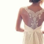 Escolha seu Vestido de Noiva com um Belo Decote nas Costas