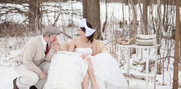 Casamentos no Inverno Oferecem Excelentes Vantagens