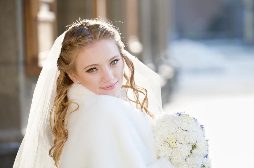 Dicas Super Fashion para a Noiva Não Passar Frio