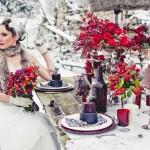 Melhores Arranjos para Casamentos no Inverno